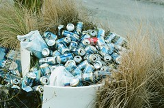 (youngkurama) Tags: portra portra400film film 35mm goldenhour portraits portrait daytime canon canonrebel life art artdistrict eaugallie melbourne florida eg photoshoot photography focus 2019 objects beer cans homeless people wildin