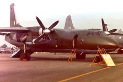 52+07 IAT Fairford 20 July 1991 (ACW367) Tags: 5207 antonov an26 germanairforce iat fairford