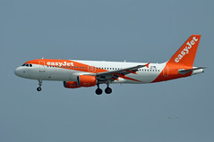 OE-IJE  NCE (airlines470) Tags: msn 4636 a320214 a320 a320200 easyjet europe nce airport ex as gezud oeije