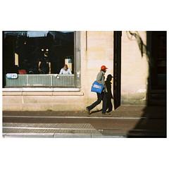 Coffeebar Ludwig (SJOOT.ME) Tags: filmphotography streetphotography analogue analog ishootfilm filmisalive staybrokeshootfilm people stolenmoments streetlife citylife yashica rangefinder kodak kodakfilm portra400 utrecht sjootme