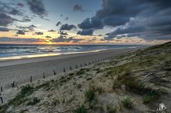 sunset@Landes050619-1015_6_7 (NicoP.Photography) Tags: france nouvelleaquitaine landes gascogne paysage landscape sunset coucherdesoleil plage océan ciel nuage hdr photomatix nikond7000 1024