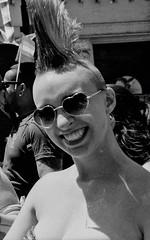 Philly Gay Pride 2019_048_01 (mujetdebois) Tags: canonrebel2000 35mm ilfordfp5plus400 analogphotography biancoenero blackandwhitephotography filmisnotdead filmlives filmphotography istillshootfilm lichtundschatten luceeombra lumièreetombre luzysombra monochrome retrato porträt portrait negroyblanco noirblanc ritratto shootfilmstaybroke schwarzundweis streetphotography портрет streetportrait черноеибелое philadelphia 2019gaypride loveislove pride equality