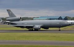 KC10 91712 (TF102A) Tags: prestwick prestwickairport aviation aircraft airplane usaf usairforce kc10 91712