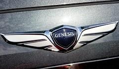 emblems of chrome (MoparMadman63) Tags: emblem logo automotive car luxury gray metallic viewpoint closeup