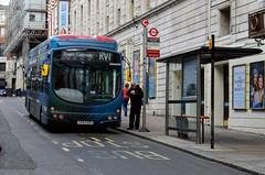WSH62997 LF63XZU (PD3.) Tags: wsh62997 lf63xzu wsh 62997 lf63 xzu tower transit wright hydrogen rv1 rv 1 aldwych london bus buses england uk sight seeing sightseeing
