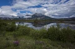 Jasper national park (Robert Grove 2) Tags: canada jasper landscape june mountain clouds
