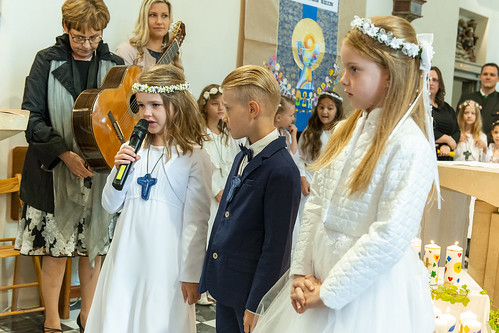 Erstkommunion Clemens 19.05.2019