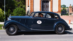 Rolls Royce 40/50 Phantom III (PBe1958) Tags: car veteran oldcar oldtimer 1000miles rally rollsroyce rollsroyce4050phantomiii
