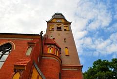 The Church of the assumption of St. Mary's Church in Wodzisław śląski -027 (Elisabeth Gaj) Tags: elisabethgaj poland polska polen wodzislaw europa travel architecture building church