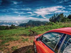 Kodaikanal. (Prabhu B Doss) Tags: prabhubdoss kodaikanal tamilnadu kookal skoda rapid fujifilm gfx50s gf3264mm westernghats hillstation ghats clouds