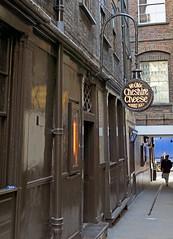 Ye Olde Cheshire Cheese (Russtafa) Tags: beer public house fleet street london cheshire cheese historic history
