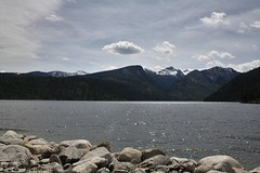 Lake Como mountains (Wolfhound83) Tags: lake como darby montana bitterroot