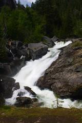 Rock Creek Falls (Wolfhound83) Tags: rock creek waterfall lake como darby montana bitterroot
