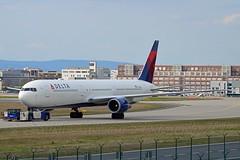 "Delta Air Lines N833MH Boeing 767-432ER cn/29706-810 ""1809"" @ EDDF / FRA 01-04-2017 (Nabil Molinari Photography) Tags: delta air lines n833mh boeing 767432er cn29706810 1809 eddf fra 01042017"