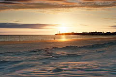 Saint-Georges-de-Didonne, Charente-Maritime, France (o.mabelly) Tags: saintgeorgesdedidonne format plein ff frame full 7rm2 ilce sonnar vario contaxyashica a7 sony a7rii paris carl zeiss contax yashica 3570mm f34 variosonnar ilce7rm2 novoflex cy france carlzeiss alpha europe charentemaritime gironde charente estuaire mer plage coucher soleil sunset beach nisi gnd8 soft filter