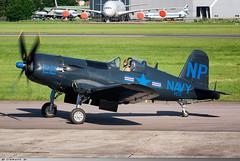 Chance Vought F4U-5NL Corsair AJBS CN°124/724 F-AZEG (Clément W.) Tags: chance vought f4u5nl corsair ajbs cn°124724 fazeg lfpb lbg