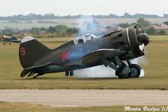 D-EPRN (Martin Bridges Photography) Tags: aircraft planes warbird aviation duxford flyinglegends airshow ww2 nikon nikkor i16 polikarpov ussr soviet deprn