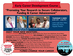 ACRM Early Career Development Course (ACRM-Rehabilitation) Tags: earlycareer earlycareerdevelopmentcourse earlycareernetworkinggroup acrmprogressinrehabilitationresearchconference acrmconference acrm acrm|americancongressofrehabilitationmedicine medicaleducation medicalconference workshop rehabilitationresearch research scientificpaperposters scientificresearch chicago acrm2019 hiltonchicago