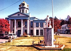 Swain County Courthouse- Bryson City NC (kevystew) Tags: northcarolina swaincounty brysoncity us19 usccncswain courthouses courthouse countycourthouse nationalregister nationalregisterofhistoricplaces