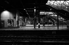 R0104000 copy- on1 (douglasjarvis995) Tags: leeds station railway train mono monochrome street ricoh grii