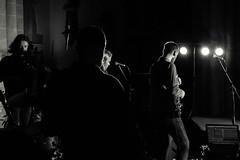 False Lights - Photocredit Neil King-13 (Neilfatea) Tags: wimborneminsterfolkfestival 2019 saturday wmff music false lights falselights minster blackwhite bw monochrome