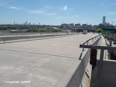 Wittpenn Bridge Replacement (under construction) over the Hackensack River, Kearny-Jersey City, New Jersey (jag9889) Tags: 2019 20190609 construction fluss gardenstate hackensackriver hudsoncounty jerseycity k895 kearny nj newjersey newjerseydepartmentoftransportation outdoor replacement river road roadbridge route7 strassenbrücke usa unitedstates unitedstatesofamerica wasser water waterway wittpennbridge jag9889
