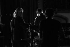False Lights - Photocredit Neil King-11 (Neilfatea) Tags: wimborneminsterfolkfestival 2019 saturday wmff music false lights falselights minster blackwhite bw monochrome