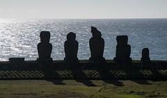 Tahai Ahu (Michael Burke Images) Tags: moai tahai easterisland chile