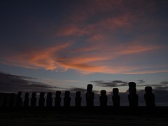 Tongariki Sunrise (Michael Burke Images) Tags: moai tongariki easterisland chile