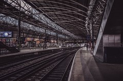 leeds station- on1 (douglasjarvis995) Tags: leeds train railway station yorkshire ricoh grii