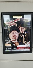 Around the World in 80 Days (heytampa) Tags: asolo asolotheater theater sarasota fl florida poster