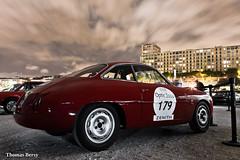 Alfa Romeo SZ 1961 (tautaudu02) Tags: alfa romeo giulietta sz tour auto optic 2000 2016 moto cars coches voitures automobile