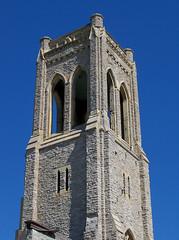 OH Cincinnati - Walnut Hills United Presbyterian Church (scottamus) Tags: cincinnati ohio hamiltoncounty church steeple spire building architecture walnuthillsunitedpresbyterianchurch
