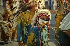curiosity (Mau Silerio) Tags: culture folklore dance dancer dancing makeup costume portrait carnival festival celebration parade prehispanic messico mexique mexic sony alpha travel