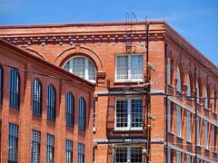 Building in San Francisco (susanreep) Tags: brick building brickbuilding sanfrancisco sanfranciscoca