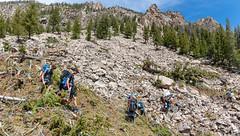 7H3A2519-Pano (boysoccer3) Tags: idaho sawtooths sawtooth mountains hiking backpacking backcountry utah wyoming colorado uintas grandtetonnationalpark