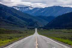 Driving into the Idaho Sawtooth Wilderness (boysoccer3) Tags: idaho sawtooths sawtooth mountains hiking backpacking backcountry utah wyoming colorado uintas grandtetonnationalpark sunvalley
