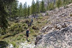 Idaho Sawtooths Avalanche (boysoccer3) Tags: idaho sawtooths sawtooth mountains hiking backpacking backcountry utah wyoming colorado uintas grandtetonnationalpark