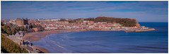 Scarborough view from south shore (TTbeep) Tags: scarborough landscape panoramic seascape