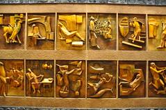 Collection of Modern Religious Art (Ryan Hadley) Tags: vaticanmuseums museivaticani museum artgallery art vatican vaticancity rome italy europe worldheritagesite collectionofmodernreligiousart collezioneartereligiosamoderna collectionofcontemporaryart