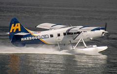 Harbour Air / De Havilland Canada DHC-3T Vazar Turbine / C-FHAJ / YHC (tremblayfrederick98) Tags: yhc seaplane dehavilland dhc3 harbourair vancouver