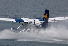 Harbour Air / De Havilland DHC-6-300 Twin Otter / C-GFHA / YHC / (tremblayfrederick98) Tags: dhc6 harbourair aviation avgeek airplane seaplane