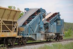 GREX 2800 (AndyWS formerly_WisconsinSkies) Tags: train railroad railway railfan canadianpacificrailway canadianpacific cprail cp rollingstock maintenanceofway mow