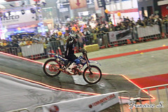 SIM2014 0071 (Pancho S) Tags: salóninternacionaldelamotocicleta2014 sim2014 expo expos exposantafe acrobacias motos motocicletas motorcycle motocycle