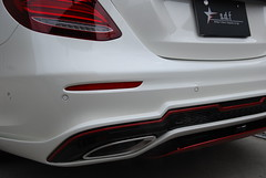 Mercedes-Benz W213 E-Class s.d.f Aero kit (s.d.f-Japan) Tags: vehicle mercedesbenz w213 e250 sdf front lip spoiler side skirts rear skirt diffuser trunk muffler