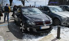 Volkswagen Golf Gti Cabrio MK8 (Marianoauto) Tags: volkswagen volkswagengolf golf golfcabrio cabrio gti golfgti golfgticabrio carspotting carspotter