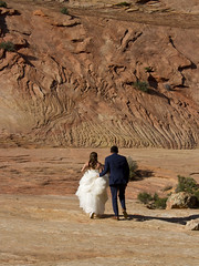 On the way to the Altar?? (swissuki) Tags: zion national nature park east side landscape usa ut utah mountain