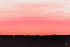 Tatooine Sunset (Ephraim Fowler) Tags: ephraimfowler tatooine starwars sunset painting drawing art fade