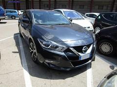 Nissan Maxima VII (Marianoauto) Tags: nissan nissanmaxima maxima car cars carspotting carspotter