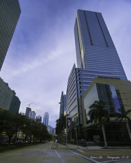 Looking up in the city. 5 (Aglez the city guy ☺) Tags: downtownmiami dynamicperspective city cityscapes financialdistrict walkingaround outdoors skycraper building architecture afternoon miamifl miamicity